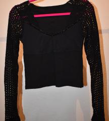 Блуза црна