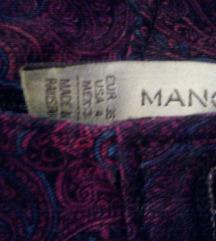 MANGO -jeans pantaloni