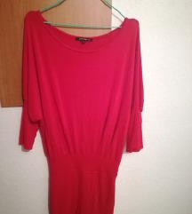 Miss Poem - црвен фустан