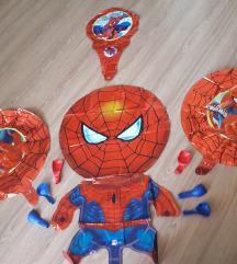 Сет балони spiderman
