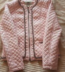 Ubava kozna jakna za devojce 10g