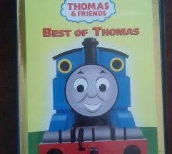 DVD so Thomas and friends