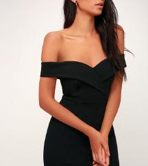 Nov Crn fustan so srce izraz