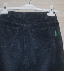 BENETTON  Somot  pantaloni za 8 god -300 den