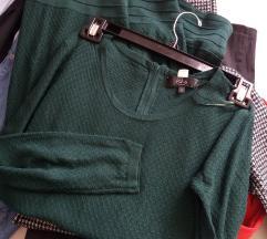 zeleno fustance