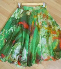 Svilena suknja S