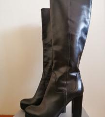Италијански чизми од чиста кожа