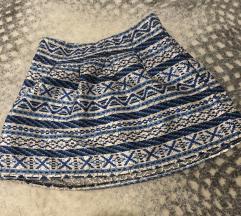 Suknja M-L