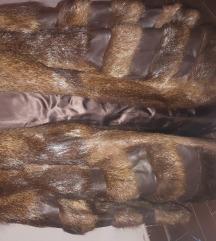 4000 📌Бунда од природно крзно и кожа