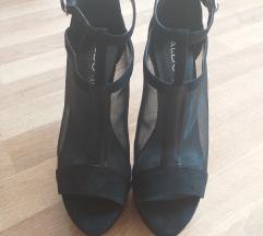 Aldo crni sandali