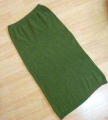 Volnena suknja M