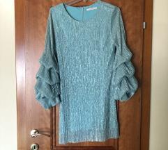 Свечен мини фустан
