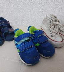 Maski patiki i sandali