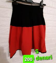 Nova suknja posledna S velicina