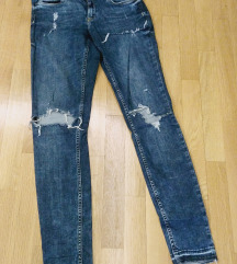 H&Mdenim super skinny