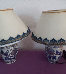 Порцелански столни лампи