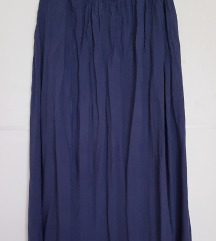 Preubava svilena suknja
