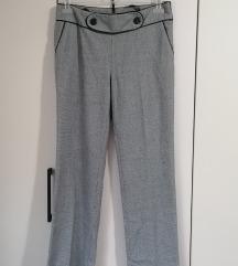 Pantaloni, pamuk/viskoza