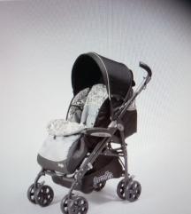 Детска количка заедно со транспортер