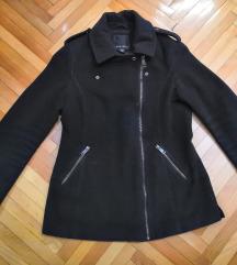 Amisu/NewYorker црн капут