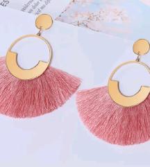 Шик розеви обетки