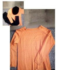 Портокалово џемперче