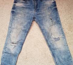 Farmerki boyfriend jeans