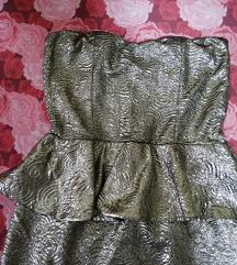 NOVO sveceno Bershka fustance