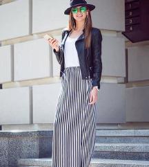 Dolga tipska suknja