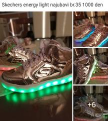 Skechers energy light br.35
