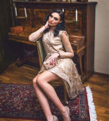 Svecen fustan od NANA