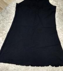 Crn leten fustan xxl