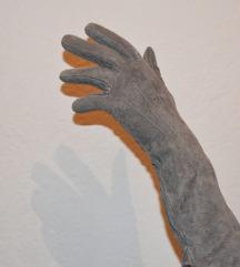 сиви ракавици / М