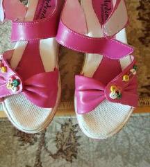Kozni orthopedic sandali za devojce 34