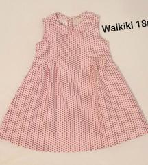 Waikiki fustance 18m