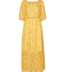 Gina Tricot maxi fustan