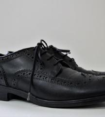 Kozni oxford shoes BIANA, kako novi!