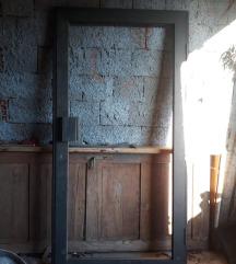Aluminium vrata - okvir