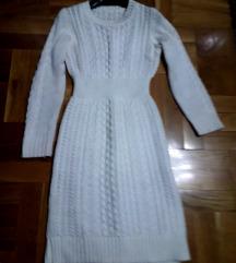 Pleten fustan kako nov