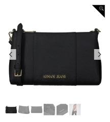 Armani jeans crossbag