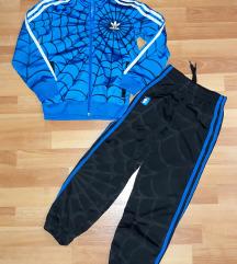 Adidas spiderman trenerki za 6-7 god