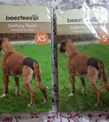 Beeztees менструални гаќички XS/S