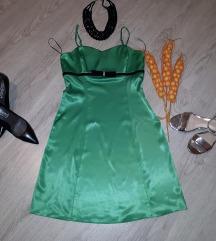 Zelen fustan 38/40
