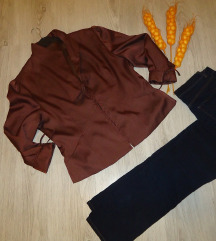 Makprimat ''burgundy'' palto 44/46