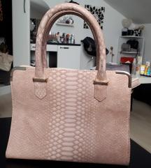 Розева/беж чанта