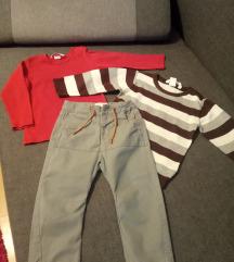 Zara и H&M за момче од 12 до 18 неа.