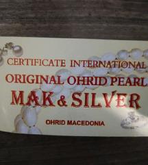 НОВО! БИСЕР обетки ~ Ohrid pearl