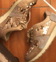 Rose Gold Sneakers popustt