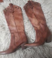Кожни чизми *каубојки ***1400