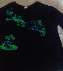 Zara teget bluza